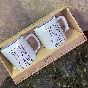 🆕Rae Dunn | You Can You Will Gift Set